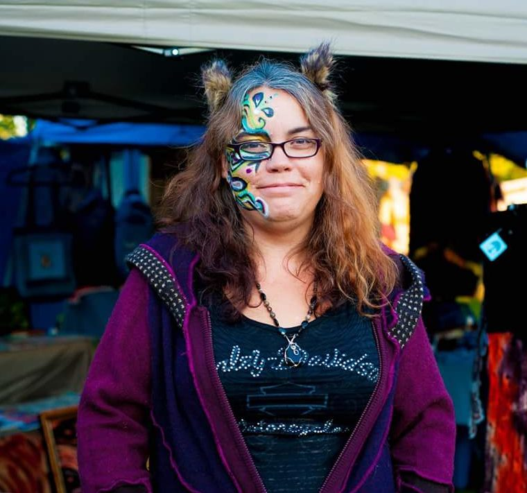 Danielle Lafontaine Joins us @Paganfest 2019 - Earth and Sky Connection